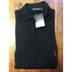 Pull Col polo laine taille 3 et 4
