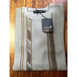 Pull Col rond laine taille 3