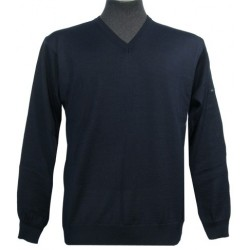 Pull Berac Homme COL V 50%/50% -15% suplémentaire